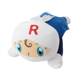 ロールパンナ 抱き枕 約42×22cm tokuyama