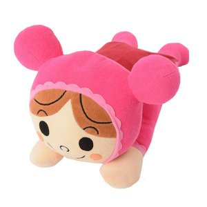 赤ちゃんマン 抱き枕 約42×22cm tokuyama