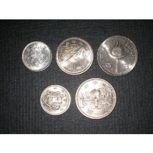 100円記念硬貨5種完揃い 極美品|tokyo-coin|02