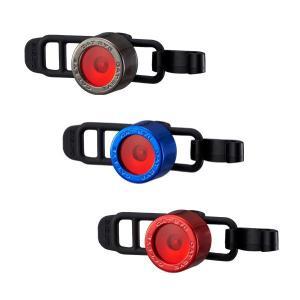 自転車用セーフティライト CATEYE SL-LD135-R NIMA2 ニマ2 リア用 ボタン電池 ラバーバンド レッドLED|tokyo-depo