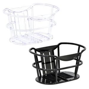 自転車 カゴ バスケット お買い物  OGK FB-050 クリスタルキャリー フレームバスケット インナーバックとご一緒に|tokyo-depo