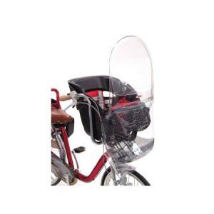 自転車 チャイルドシート カバー  OGK UV-010 透過紫外線を99%カット チャイルドシート用風防|tokyo-depo