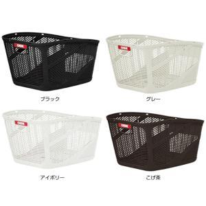 自転車 カゴ バスケット お買い物  OGK SB-011 ファッション大型リアバスケット SB011|tokyo-depo