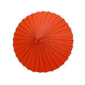 【お取り寄せ商品】 和傘 蛇の目傘 赤|tokyo-do