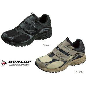 DUNLOP ダンロップ マックスランライト M202 メンズ スニーカー 撥水加工 マジック|tokyo-do