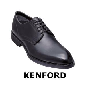 KENFORD ケンフォード KN40 AE メンズ ビジネスシューズ ポインテッド・ラウンドトウのプレーントウ|tokyo-do