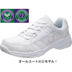 アサヒ WIMBLEDON ウインブルドン WM-4000 ホワイト 通学シューズ 中学生 高校生 体育 スクール|tokyo-do