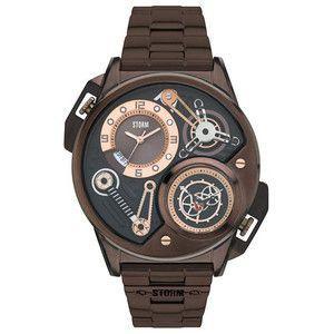 STORM LONDON   ストーム ロンドン 腕時計 DUALTRON 47229BR|tokyo-ec