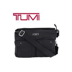TUMI トゥミ 481736-D VOYAGEUR メルボルン トップ・ジップ・クロスボディ ショルダーバッグ ブラック|tokyo-ec