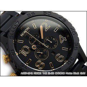 【NIXON】CHRONO ニクソン クロノA083-1041 新登場クォーツ腕時計|tokyo-ec
