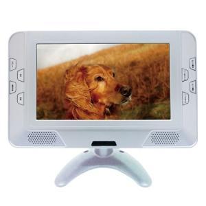ZOX ゾックスDS-ITV800SV [8インチ液晶 ワンセグテレビ&デジタルフォトフレーム シルバー]|tokyo-ec