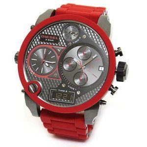 DIESEL ディーゼル メンズ腕時計 迫力サイズのモテ系デカ・クロノグラフ・ウオッチ☆4タイム表示 DZ7279|tokyo-ec