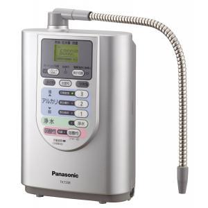 パナソニック アルカリイオン整水器 シルバー TK7208P-S|tokyo-ec