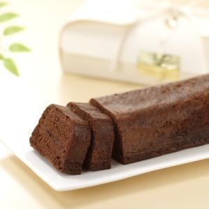 スポンジの中にチョコレートを入れて焼き上げた、クラシックタイプのしとりとしたチョコレートケーキです。...