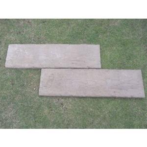 枕木|コンクリート枕木 ログ・スリーパー ロングタイプ 20枚セット|tokyo-gardening