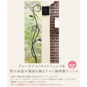 ディーズデコ/サイドフェンスB【ディーズガーデン正規特約店】|tokyo-gardening
