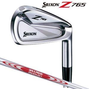 スリクソン Z765アイアンセット 6本(#5-9、PW) N.S.PRO MODUS3 TOUR1...