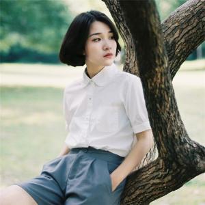 ネコポス一点対応 半袖丸衿スクールシャツ ワイシャツ Yシャツ レディース 女の子 制服 ブラウス 学生シャツ 夏服 半袖シャツ 女子高生|tokyo-soreiyu