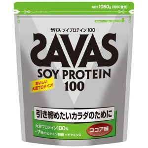 ザバス(SAVAS) ソイプロテイン100 コ...の関連商品9