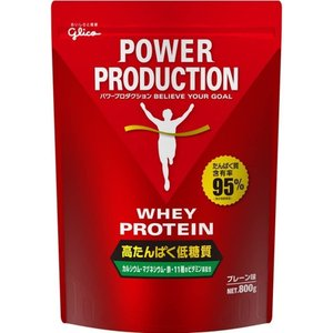 グリコ パワープロダクション ホエイプロテイン 1kg