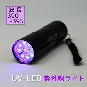 FIRE-FOX FX-25 紫外線UV−LEDライト 390-395nm tokyo-tools