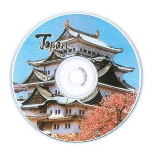日本のおみやげ 日本のお土産で喜ばれるもの 外国人へのプレゼント 観光CD/名古屋城