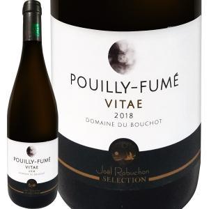 白ワイン フランス wine 750ml プイィ・フュメ ヴィータイ 2018 ドメーヌ・デュ・ブシ...
