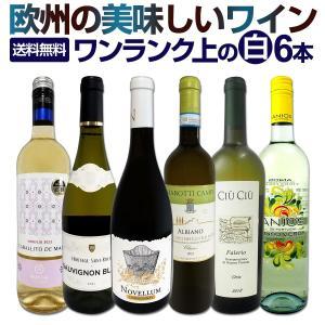 白ワイン6本セット wine set 辛口 第142弾 イタリア フランス