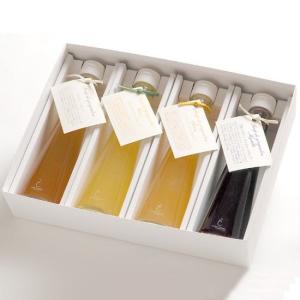 銀座のジンジャー 定番 4本セット(プレーン、柚子、レモン、ブルーベリー) まとめてお得 5箱[計4,000ml]ジンジャーシロップ・ギフトボックス tokyobishoku