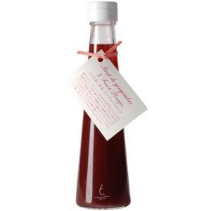 銀座のジンジャー  選べる1本 Gift Box 3つの赤い果実 ジンジャーシロップ 200ml 20箱|tokyobishoku|06