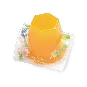 銀座のジンジャー 夏限定ジュレ6個セット 2箱 (マンゴー&オレンジ、ピーチ&ローズ、ブルーベリー&アールグレイ 各2個×2箱)|tokyobishoku|03