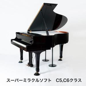 スーパーミラクルソフトグランドピアノ用/C-5、C-6クラス 【東京防音/直販品/型取り〜製作まで直接対応!】【大型配送】|tokyobouon