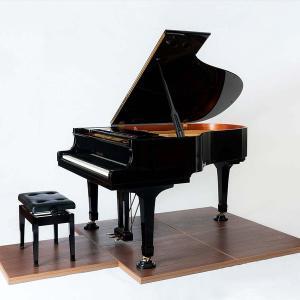 グランドピアノ用防音・防振ステージ(GP全体_5枚タイプ)★東京防音/直販品【中型配送】|tokyobouon
