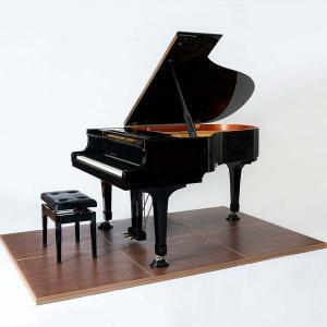 グランドピアノ用防音・防振ステージ(GP全体_6枚タイプ)★東京防音/直販品【中型配送】|tokyobouon