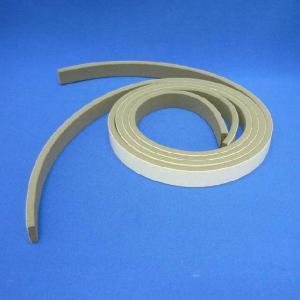 防音戸当りテープ TP-15 グレー (厚5mm×15mm×1m/2本入)<2個迄>【小型配送】|tokyobouon