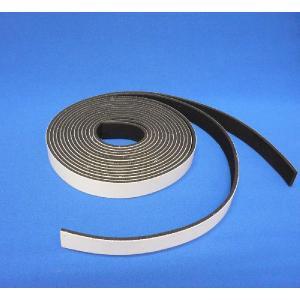 防音戸当りテープ TP-25 黒 (厚み2.5mm×15mm×2m/2本入)<2個迄>【小型配送】|tokyobouon
