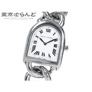 ラルフローレン RALPH LAUREN スティラップ 時計 腕時計 レディース クォーツ式 電池式...