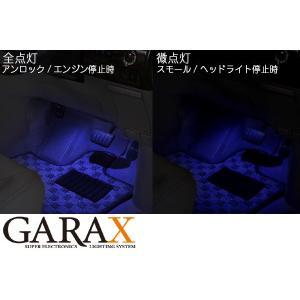 GARAXギャラクス20系アルファード/ヴェルファイアLEDインナーランプハーネスキット tokyocar