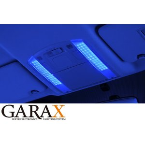 GARAXギャラクス20系アルファード/ヴェルファイアハイブリッド[後期]LEDマップランプ(ブルーバージョン) tokyocar