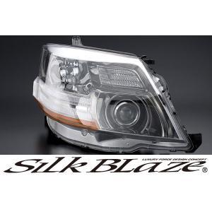 SilkBlaze シルクブレイズ【10系アルファード後期】アイラインフィルム tokyocar