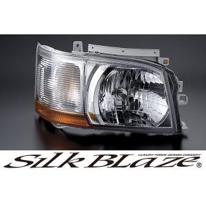 SilkBlaze シルクブレイズ【200系ハイエース 1型/2型】アイラインフィルム tokyocar