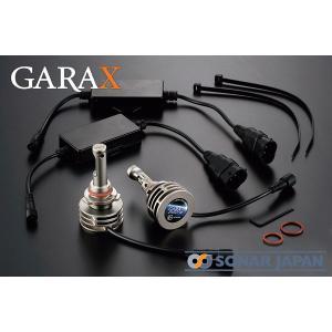 GARAX ギャラクス LEDコンバージョンキット【COVRA】ハイエース3型/4型【ハイビーム専用 HB3】|tokyocar