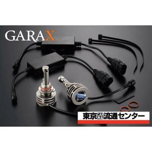 GARAX ギャラクス LEDコンバージョンキット コブラ [6000K(ケルビン) / HB3/HB4]|tokyocar