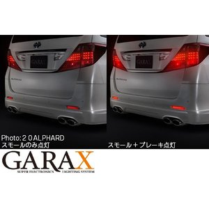 GARAX ギャラクス反射タイプLEDリフレクター100系ムーヴカスタム/ステラカスタム|tokyocar