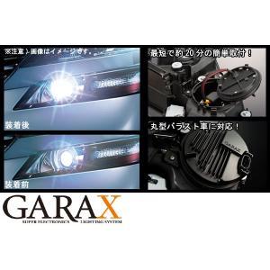 GARAX ギャラクスHIDチューニングバラストキット Bタイプトヨタ/ダイハツ 汎用[D4型]