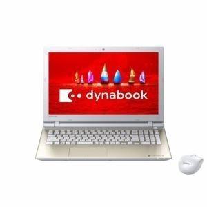 東芝 dynabook T45/VY PT45VGY-SJA [サテンゴールド] 正規版Office搭載