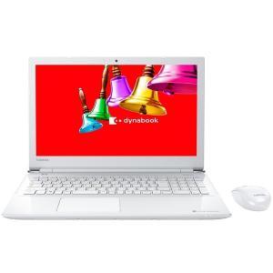 *東芝 dynabook T55 T55/BW PT55BWP-BJA2 [リュクスホワイト]正規版Office搭載|tokyodenki