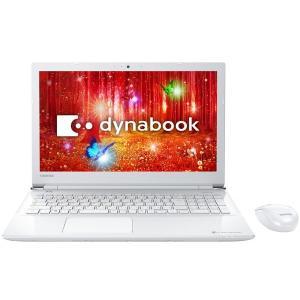 *東芝 dynabook T45 T45/CW PT45CWP-SJA2 [リュクスホワイト]正規版Office搭載|tokyodenki