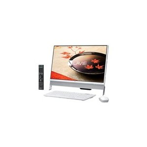 *NEC LAVIE Desk All-in-one DA370/FAW PC-DA370FAW [ファインホワイト]Officeなし tokyodenki