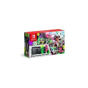 任天堂 Nintendo Switch スプラトゥーン2セット 代引不可 代引き希望の場合はご連絡下さい|tokyodenki